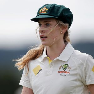 Holly Ferling Australian Cricketer