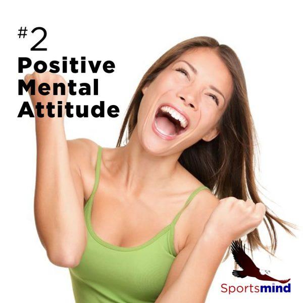 Sportsmind Audio 2-Positive Mental Attitude